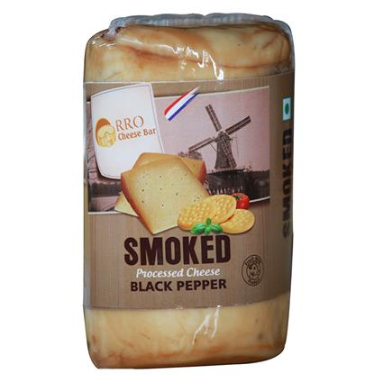 Smoked Cheese Black Pepper - RRO
