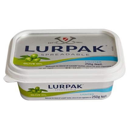 Butter Spreadable Light - Lurpak