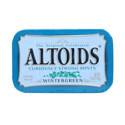 Strong Mints Wintergreen - ALTOIDS
