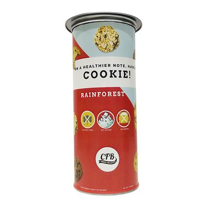 CFB Rain Forest Cookies 125 Gm