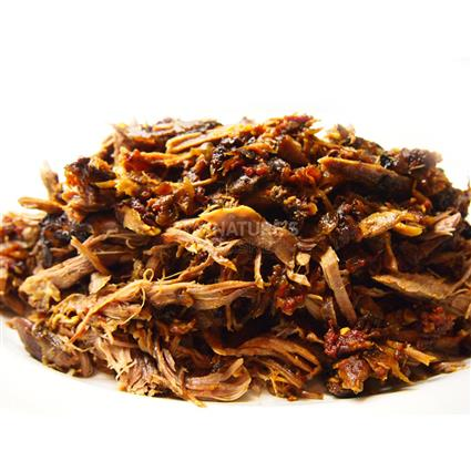 Cooked - Pulled Lamb - Meat Tender