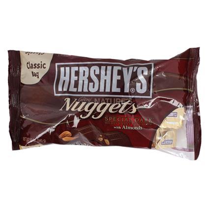 Nuggets Milk Chocolate W/ Almonds - Hersheys