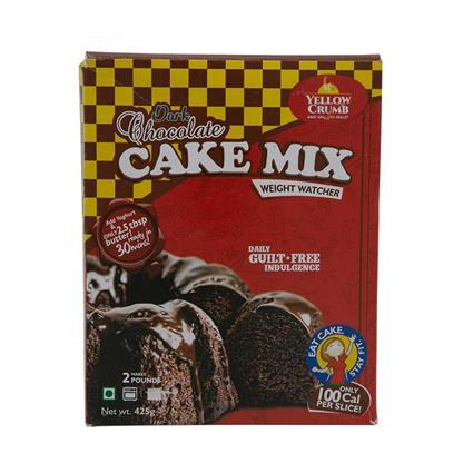 YELLOW CRUMB DRK CHCLTE CAKE MIX
