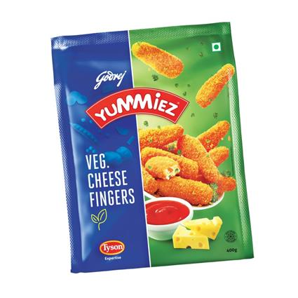 Veg Cheese Fingers - Yummiez