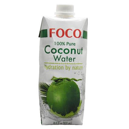 Pure Coconut Water - Foco