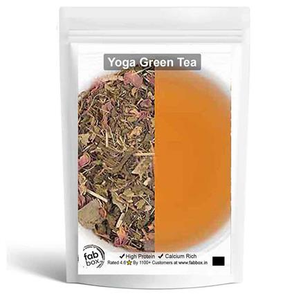 YOGA GREEN TEA - FABBOX