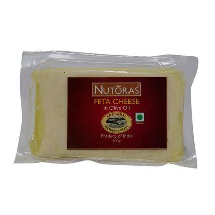 NUTORAS CHEESE FETA BLOCK IN OLIVE OIL