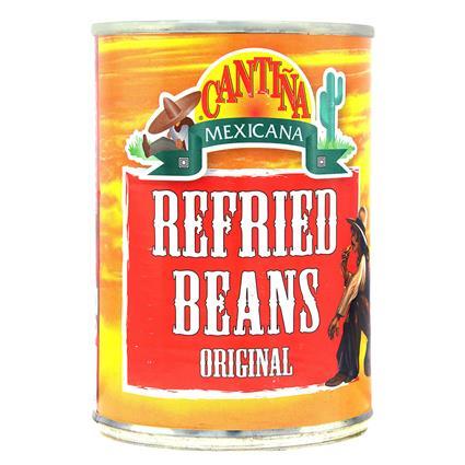 Refried Beans Original - Cantina Mexicana
