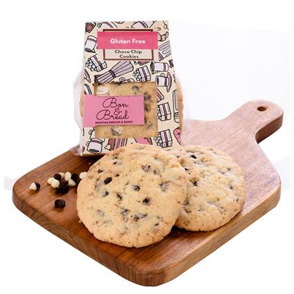 Gluten Free Chocochip Cookies - Bon & Bread