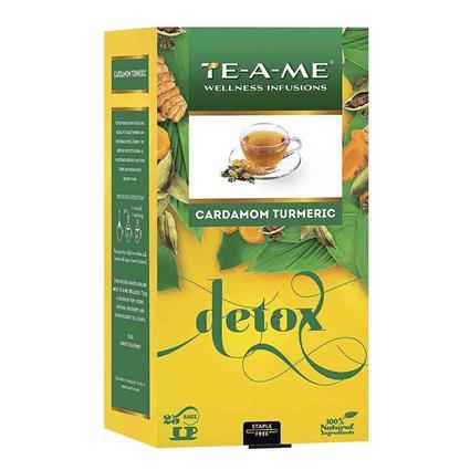 TEAME CARDOMOM TEA 25 TB