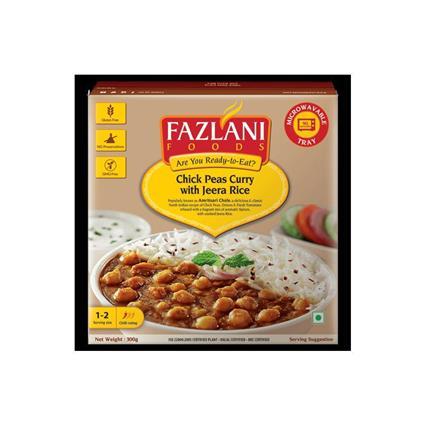 Fazlani Chic Pea Cury Bas Rice Comb 300G