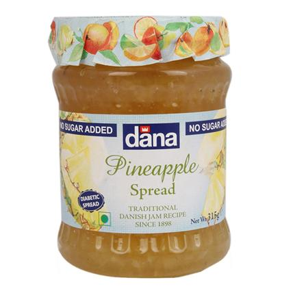 Pineapple Diabetic Spread - Dana