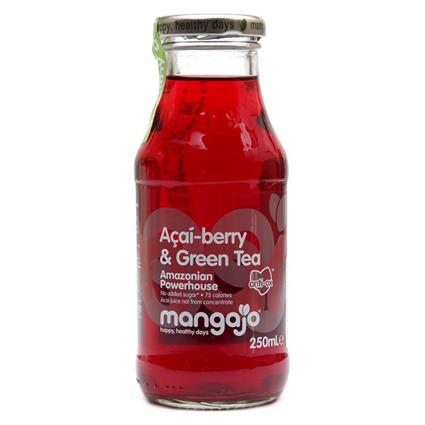 Acai Berry & Green Tea Ice Tea - Mangajo