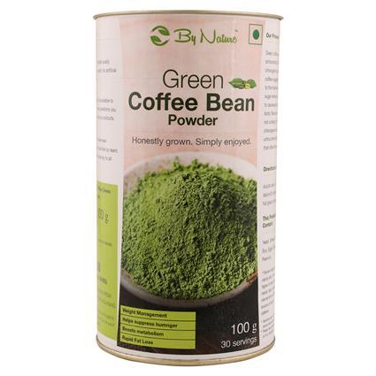 Green Coffee Bean Powder - ByNature