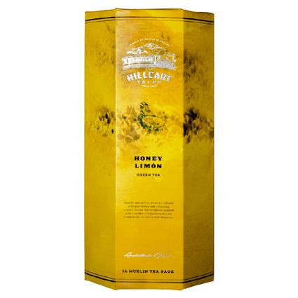 Honey Limon Green Tea 14 TB - The Hillcart Tales