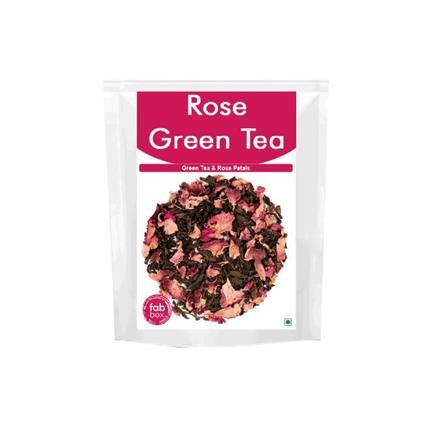 HA FB SIS ROSE GREEN LEAF TEA