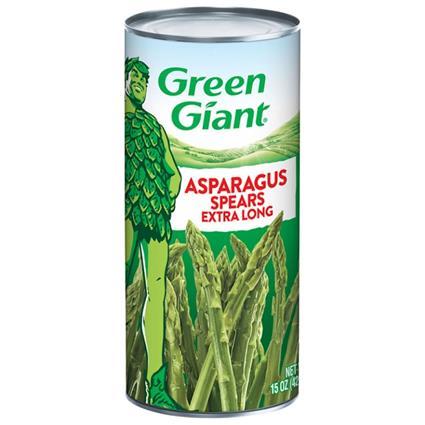 GREEN GIANT ASPARAGUS 425 GMS