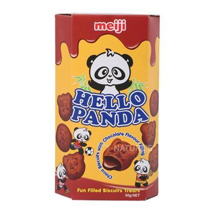 HELLO PANDA CHOCOLATE BISCUIT 50G