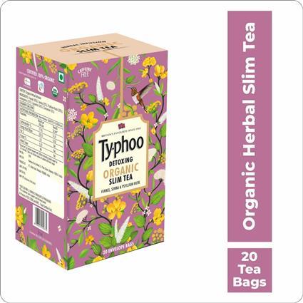 TY-PHOO SLIM TEA 20S TEA BAG BOX
