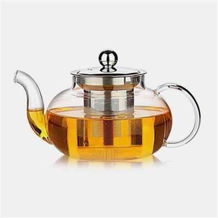 Tea Culture Kamjove Glass Art Tea Cup
