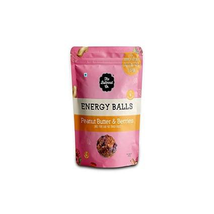 BN PNUT BUTTR N BERIE ENRGY BALL PK6 48G