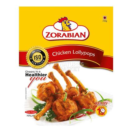 ZORABIAN CHICKEN LOLLYPOPS 250G