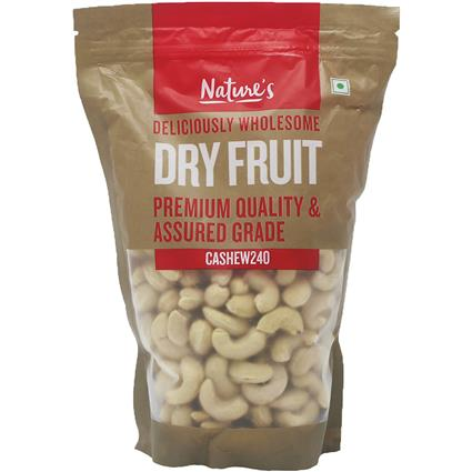 NATURES CASHEW W240 500G