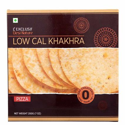 Pizza Khakhra  -  Low Cal - L'exclusif