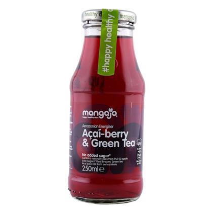 MANGAJO ACAI BERRY&GREEN TEA 250ml