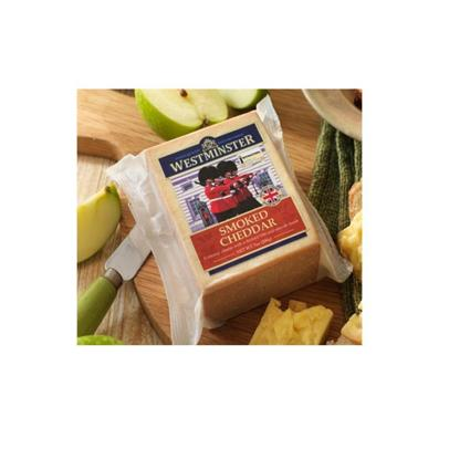 WESTMINSTER SMOKED CHEDDAR 200G