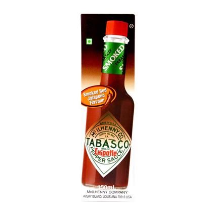 TABASCO CHIPOLTE PEPPER SAUCE 150Ml