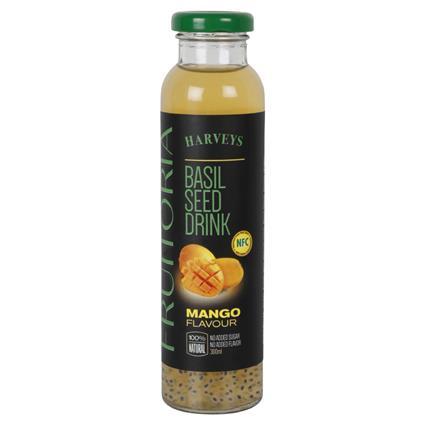 Fruitoria Basil Seed Drinks&Nbsp; Mango 300 Ml