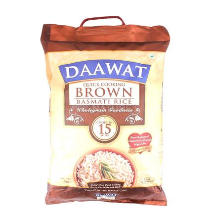Brown Basmati Rice - Daawat