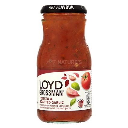 Tomato & Roasted Garlic Pasta Sauce - Loyd Grossman