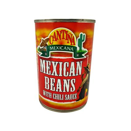 CENTINA MEXICANA MEXICAN BEANS 410G