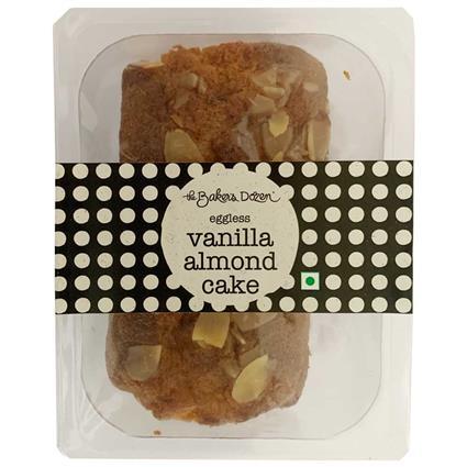 TBD EGGLESS VANILLA CAKE 160G