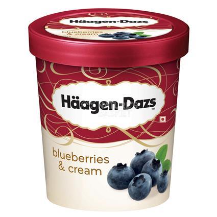 Blueberries Cream - Haagen Dazs