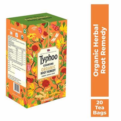 TY-PHOO ROOT REMEDY 20S TEA BAG BOX