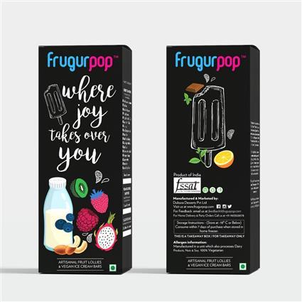 FRUGURPOP FRUITILICIOUS 65 ML