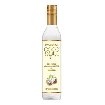 Virgin Natural Coconut Oil - COCOSOUL