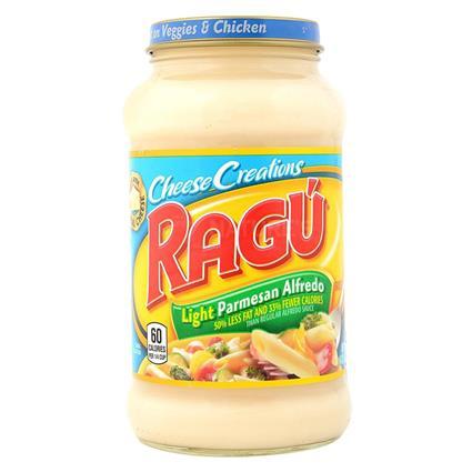 Light Parmesan Alfredo - Ragu