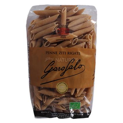 Penne Ziti Rigate Whole Wheat Pasta - Garofalo