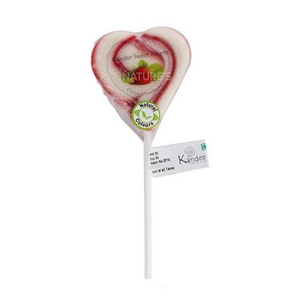 Sweet Heart Strawberry Candy - Kandee