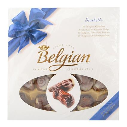 Seashells Chocolate - Belgian