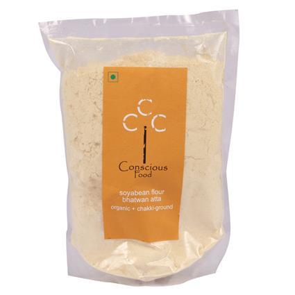 Soyabean Flour  -  Organic - Conscious Food