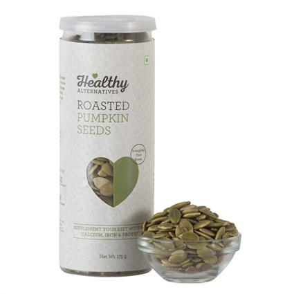 Roasted Pumpkin Seeds - Healthy Alternatives