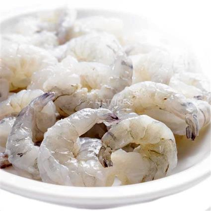 NATURES WHITE PRAWNS SMALL