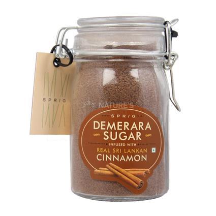 Demerara Sugar Infused W/ Cinnamon - Sprig