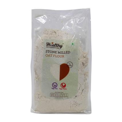 OAT FLOUR - Healthy Alternatives