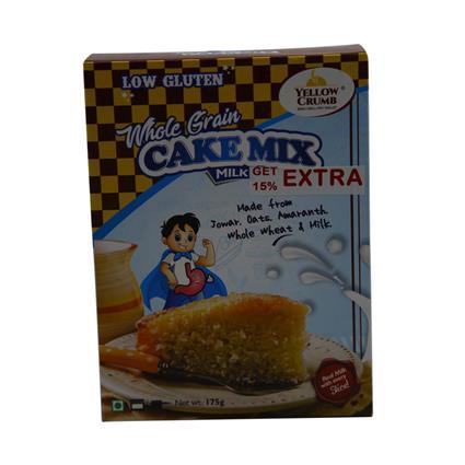 YELLOW CRUMB WHL GRIN MILK CAKE MIX175G